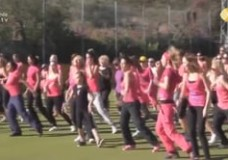 """Zumbathon Charity Event """"Party in Pink"""" – 2011"""