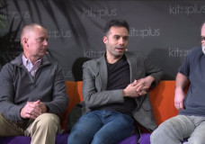 KITPLUS discuss LED Lighting at BVE 2015